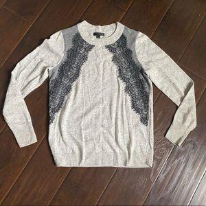 J Crew women's Wool blend women's sweater size S